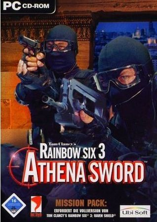 Tom Clancy's Rainbow Six 3: Athena Sword [2004 / Action, 3D, 1st Person / Repack]