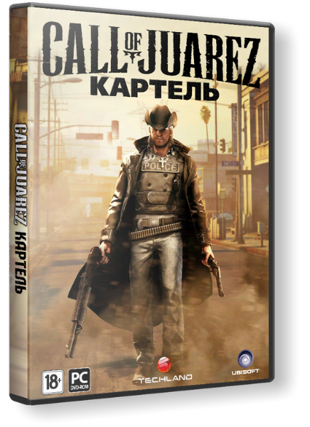 Call of Juarez: The Cartel - Limited Edition [2011 /  Action (Shooter), 3D, 1st Person / RiP (Лицензии) ]