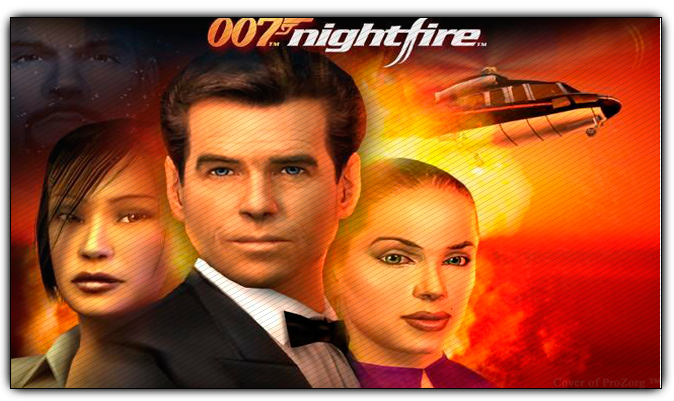 James Bond 007 Nightfire [2002 / Action (Shooter) / 3D / 1st Person / Repack Лицензии]