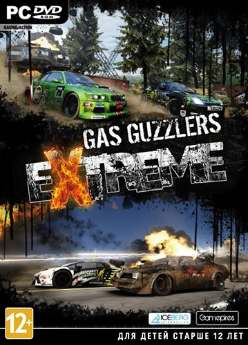 Gas Guzzlers Extreme [2013 /  Arcade, Racing (Cars), 3D /  Repack z10yded]