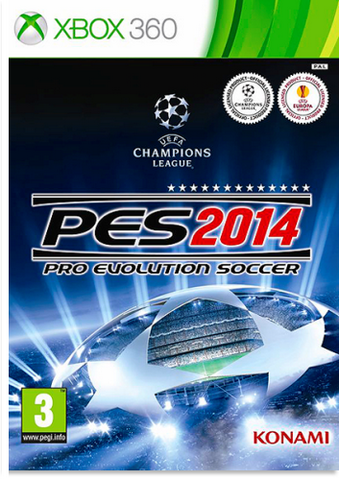 Pro Evolution Soccer 2014 [2013 / Sports, soccer / GOD / XBOX360]