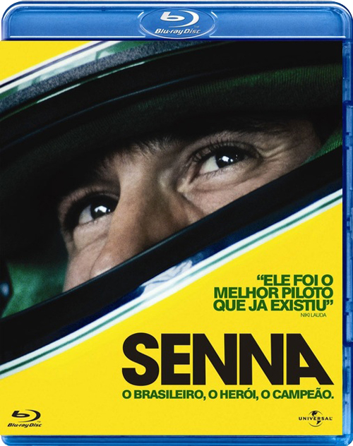 Сенна / Ayrton Senna: Beyond the Speed of Sound [2010 / Документальный / HDRip]