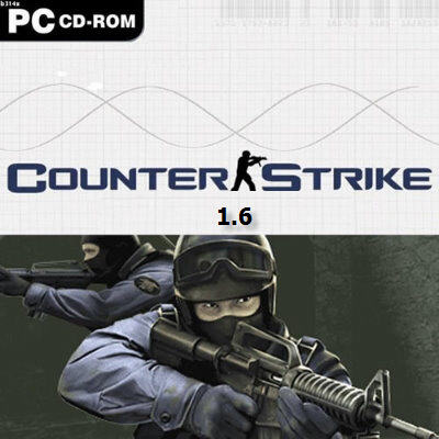 Counter-Strike 1.6 (2004) (Valve) (ENG+RUS) [RePack]
