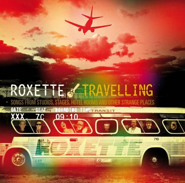 Roxette Live: Travelling The World [2013 / Rock, Pop / BDRip 720p]