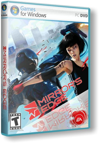 Mirror's Edge [2009 / Action, 3D, 1st persoon / L]