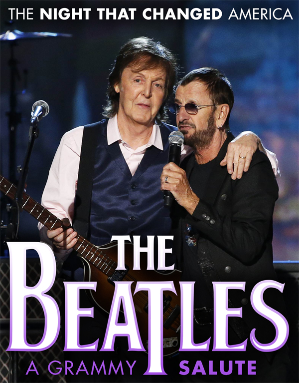 The Beatles / The Night That Changed America (A Grammy Salute) [2014 / Rock, Rock-n-roll, Pop-rock / HDTVRip]