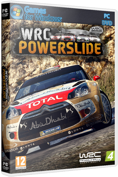 WRC Powerslide [2014 / Racing, 3D / RePack от xatab]