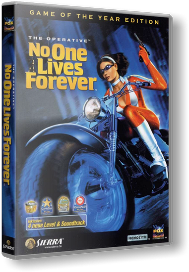 The Operative: No One Lives Forever [2000 / Action (Shooter), 3D 1st Person / RePack]