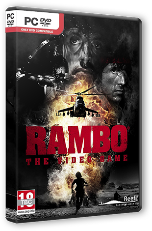 Rambo: The Video Game [2014 / Action, Shooter, 3D, 1st Person, Stealth / L]