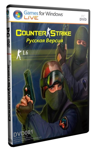 Counter-Strike 1.6 [2014 / Action / RePack]