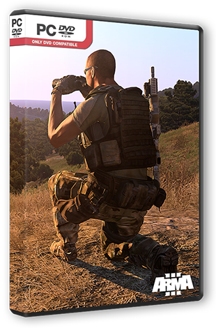 Arma 3 (Update 10) [2013 / Action, 3D, 1st Person, 3rd Person / RePack от Brick]