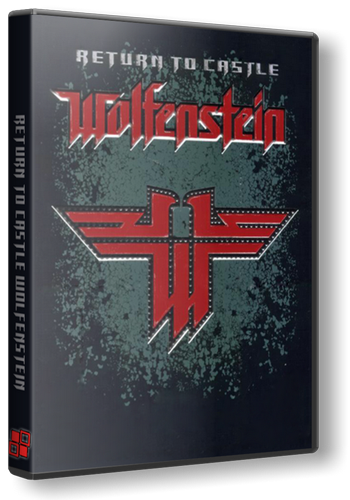 Return to Castle Wolfenstein [2001 / FPS, Action, Shooter, 3D, 1st Person / Rip от R.G. Механики]
