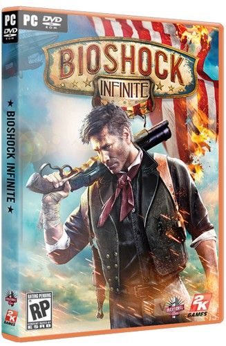 BioShock Infinite (v 1.1.25.5165 + DLC) [2013 / Action (Shooter), 3D, 1st Person / Steam-Rip]