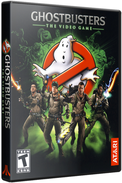 Ghostbusters: The Video Game [2009 / Action, 3D, 3rd Person / RePack от R.G. Механики]