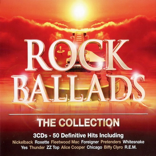 VA / Rock Ballads - The Collection (3CD) [2014] MP3